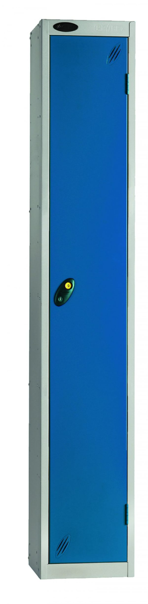 door blue scaled