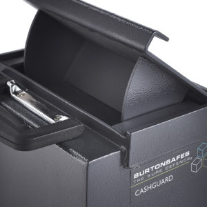 Cashguard Slot Closeup