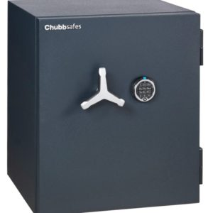 chubbsafes duoguard grade 1 size 110e with electronic lock