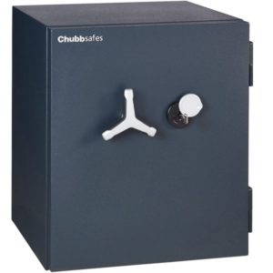 chubbsafes duoguard grade 2 110k with key lock