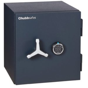 chubbsafes duoguard grade 2 65e with electronic lock