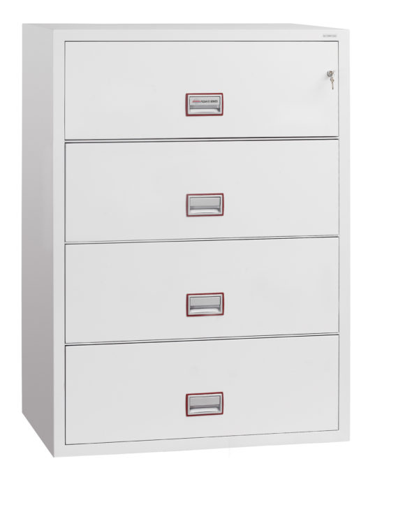 Lateral Fire File FS2414K with key lock