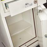 High Security Deposit Grade 2 Interior Closeup