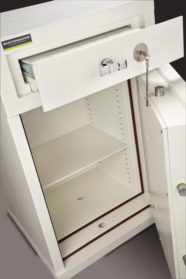 High Security Deposit Grade  Interior Closeup scaled