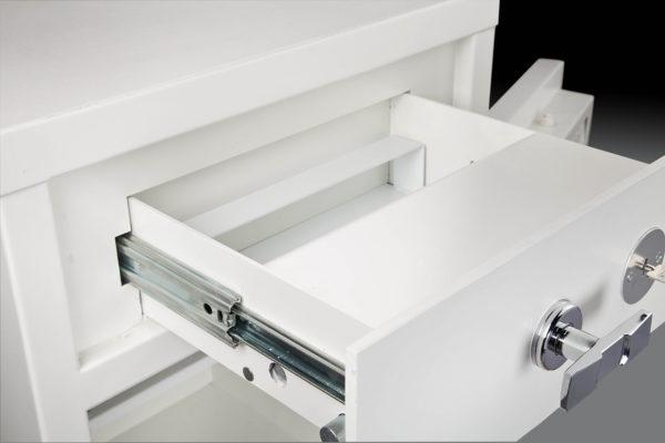 High Security Deposit Interior Closeup  scaled