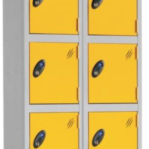 Lockers nest  door