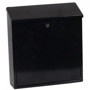 Phoenixsafe MB Series Top Loading Letter Boxes - MB0111KB