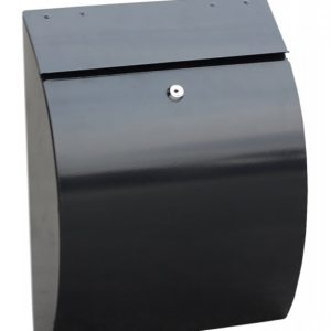 Phoenixsafe MB Series Top Loading Letter Boxes - MB0112KB