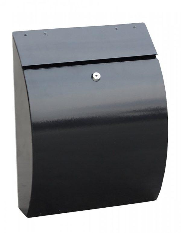 Phoenixsafe MB Series Top Loading Letter Boxes - MB0112KB