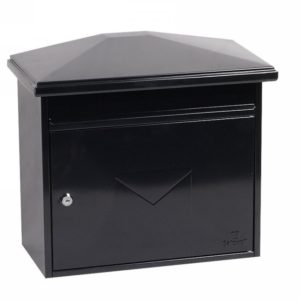 Phoenixsafe MB Series Front Loading Letter Boxes - Libro MB0115KB
