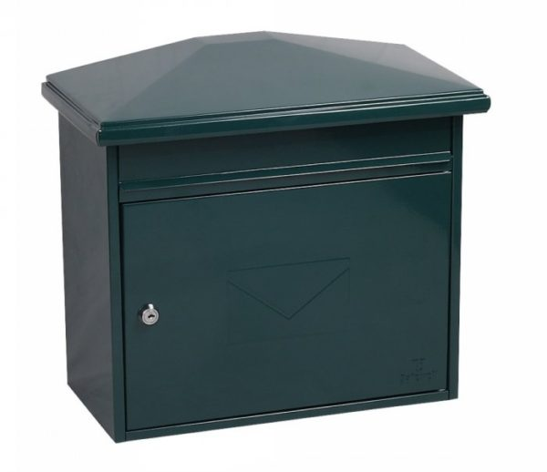 Phoenixsafe MB Series Front Loading Letter Boxes - Libro MB0115KG