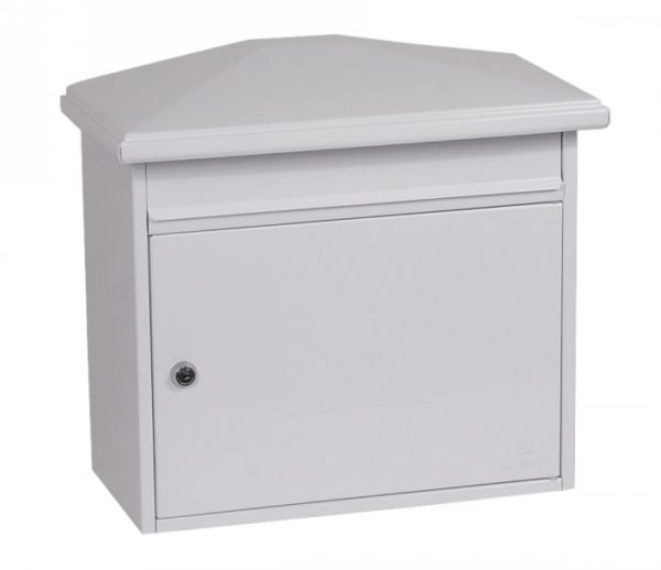 Phoenixsafe MB Series Front Loading Letter Boxes - Libro MB0115KW