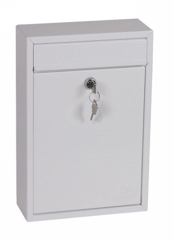 Phoenixsafe MB Series Front Loading Letter Boxes - MB0116KW