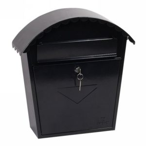 Phoenixsafe MB Series Front Loading Letter Boxes - MB0117KB