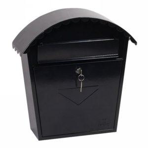 Phoenixsafe MB Series Front Loading Letter Boxes - MB0117KB