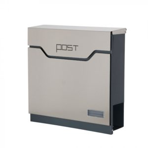 Phoenixsafe MB0120 Series Estilo Letter Boxes - MB0123KS