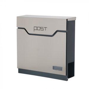 Phoenixsafe MB0120 Series Estilo Letter Boxes - MB0123KS