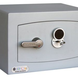 Securikey Mini Vault Gold 0K with key lock