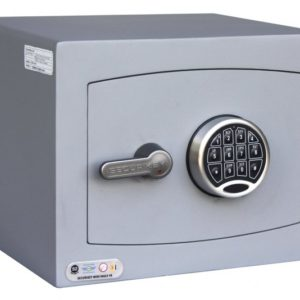 securikey Mini Vault Gold 1E with electronic lock