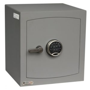 securikey Mini Vault Gold 3E with electronic lock