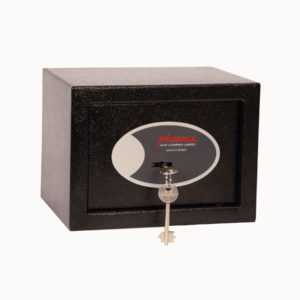 phoenixsafe home and office safe ss0721k with key lock