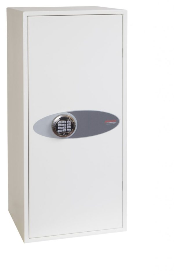 Phoenixsafe Fortress SS1185E with electronic lock.