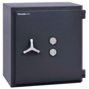 chubbsafe custodian grade 5 110k with two key locks