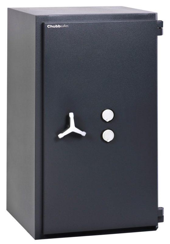 chubbsafes trident grade 6 310k with twin key locks