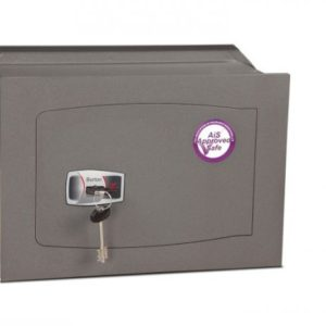 Wall Safe DK  Closed