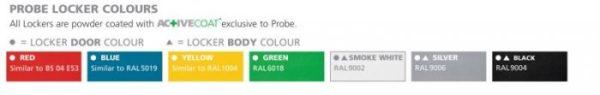 colour swatch standard
