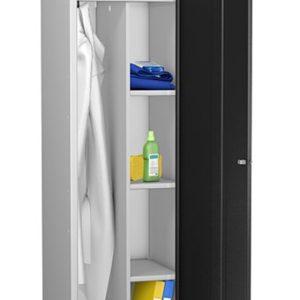 probe black uniform locker