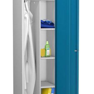 probe blue uniform locker