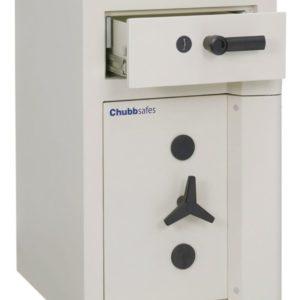 Chubbsafes Europa Deposit gd1 60k deposit drawer open