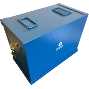 Checkmate Plain Lid – Industrial 1 lock 40.40.10 (WIS3)