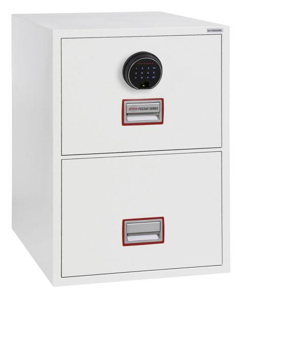 World Class Vertical - FS2262F with fingerprint lock