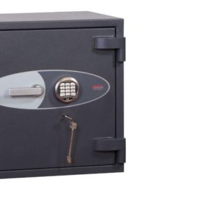 Phoenixsafe Planet HS6071E with electronic lock and key lock