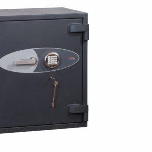 phoenixsafe planet hs6072e with electronic and key locking.