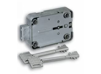 Harlech Lite S2 - Dual key lock