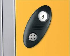 radial pin lock type c