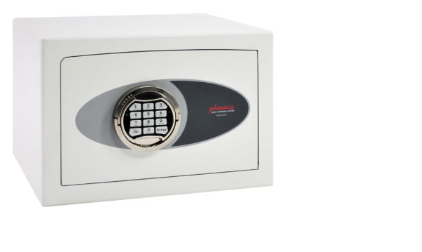 This Phoenixsafe Venus HS0670 Series - HS0671E has an overnight cash rating is £6000 or up to £60,000 valuables content.  We would advise you to seek confirmation from your Insurer or Broker.