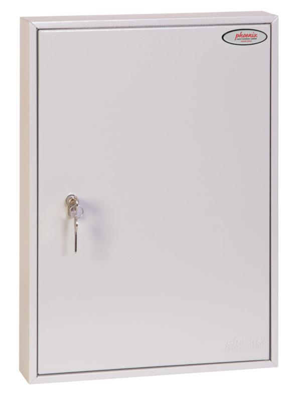 kc0603p key cabinet, door closed