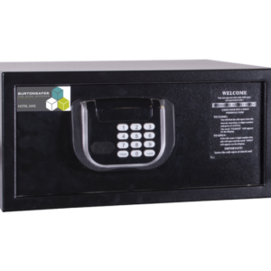 Burtonsafes Primo Hotel with electronic code lock