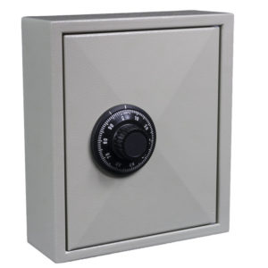 keysecure kc key cabinet with mechanical combination lock