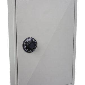 keysecure ks key cabinet ls100mc with mechanical combination lock