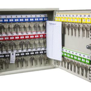 keysecure ks deep key cabinet ks50 deep with keylock