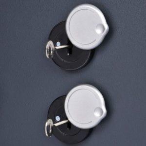 Chubbsafes trident ex double door gd5 910k twin locks